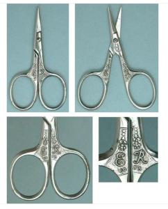 Крошечные стальные ножницы. Коронация Елизаветы II