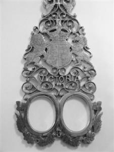 Ножницы из Шеффилда, подарок для королевы Виктории