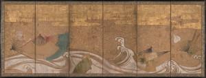Веера на волнах. XVII век